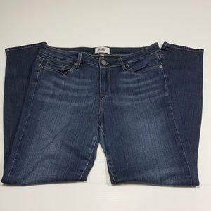 Paige Skinny Ankle Jeans Blue Size 31